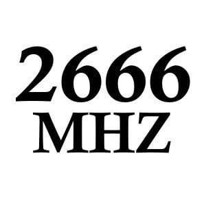 2666 Mhz