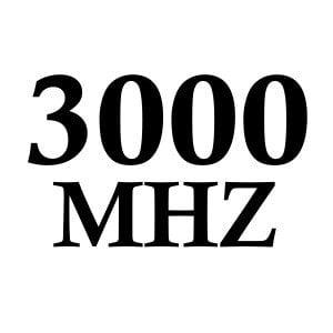 3000 Mhz