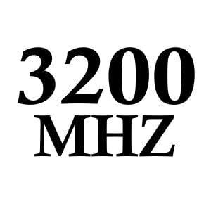 3200 Mhz
