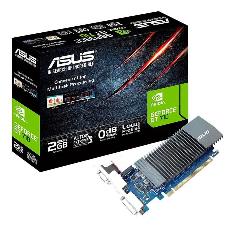 Asus GT710 2gb gddr5 - 1