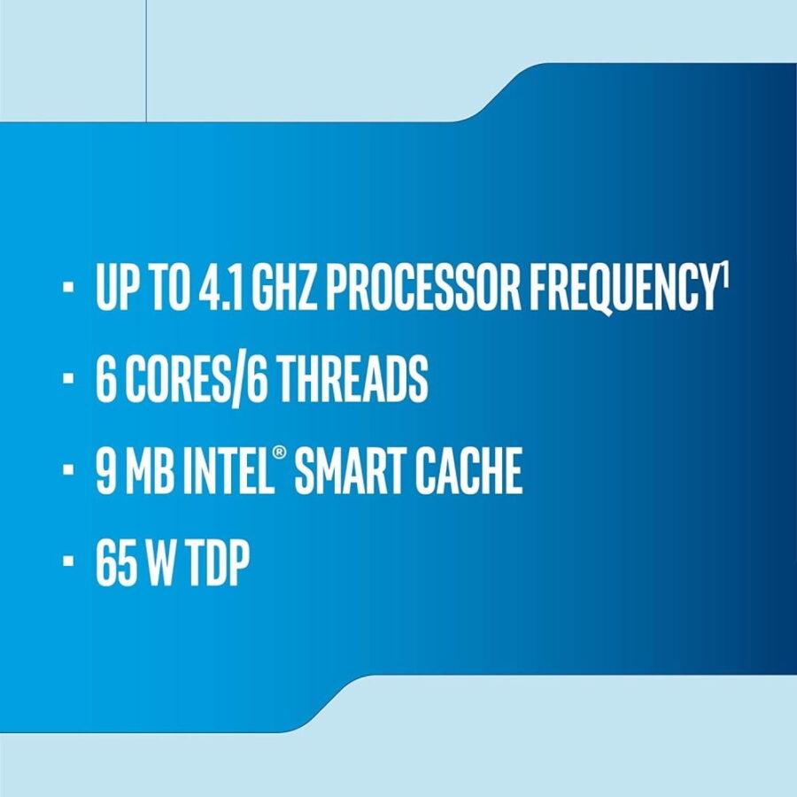 Core i5 9400f - 3