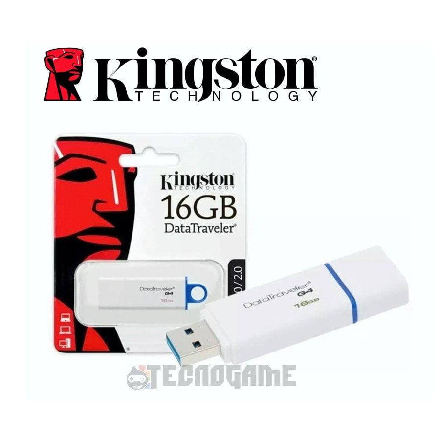 Pendrive 16GB Kingston