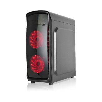 case gamer rojo - 3