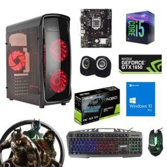 cpu gamer i5 9400f 1650 - 1