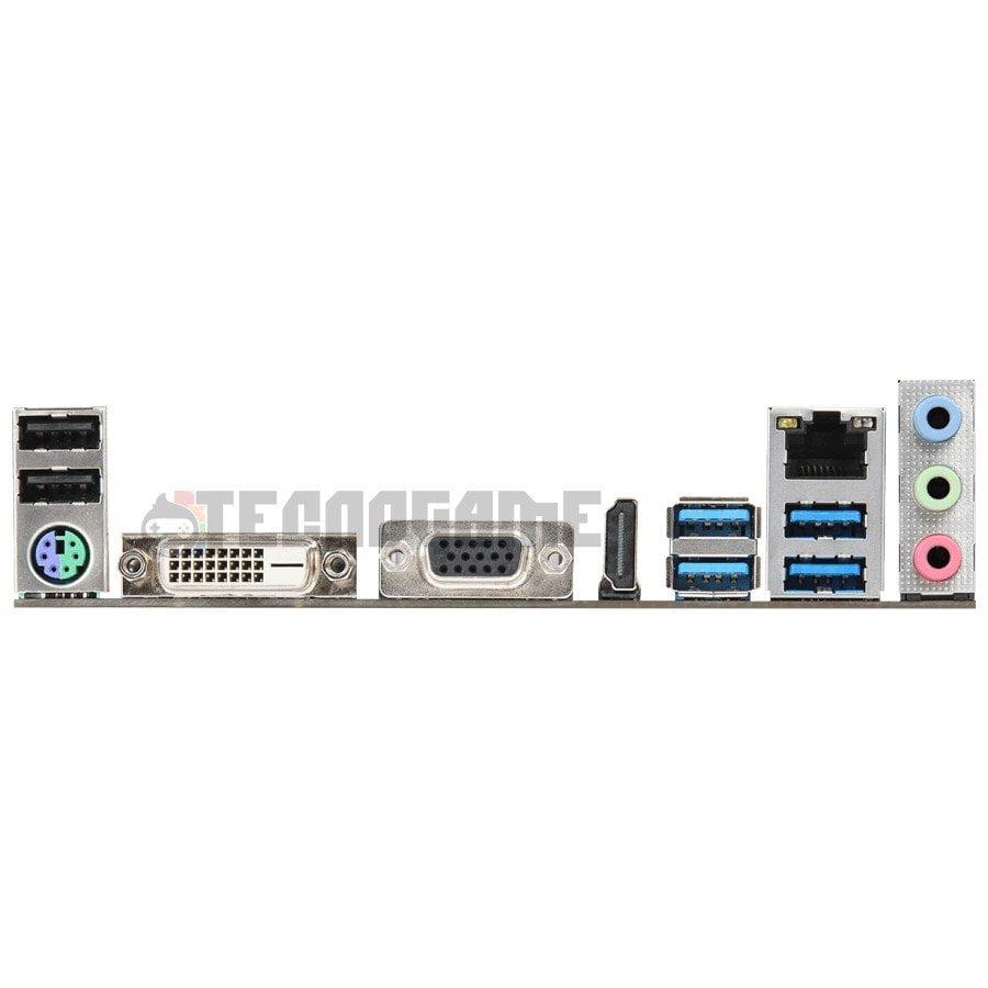 mainboard asrock a320-hdv R4.0 - 3