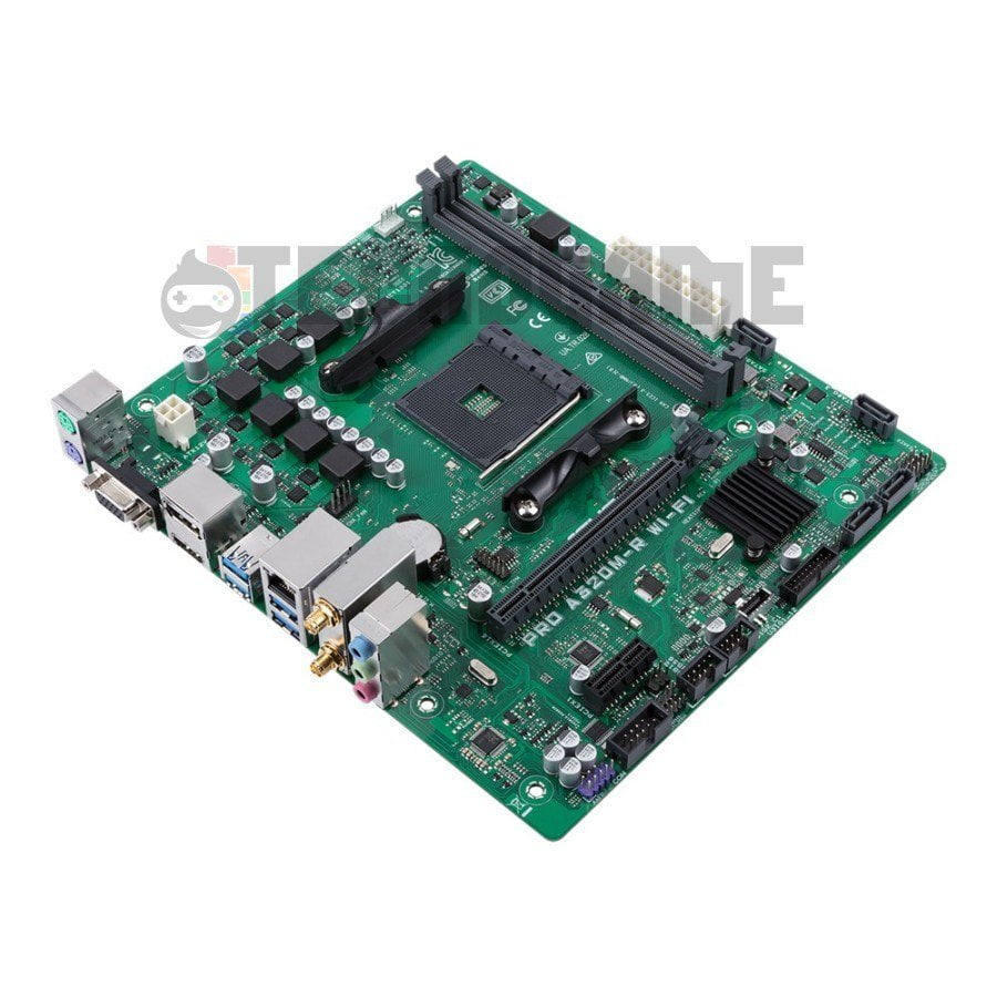 mainboard asus a320m-r pro wifi - 2
