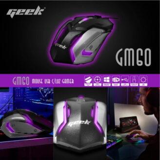 mouse gamer gm60 - 2
