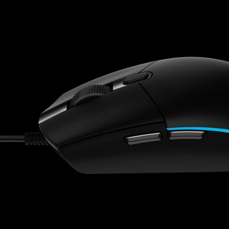 mouse gamer logitech g203 - 4