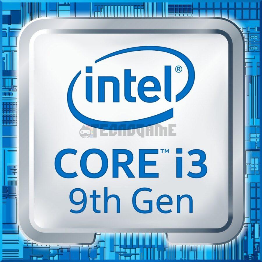 procesador core i3 9100 - 2