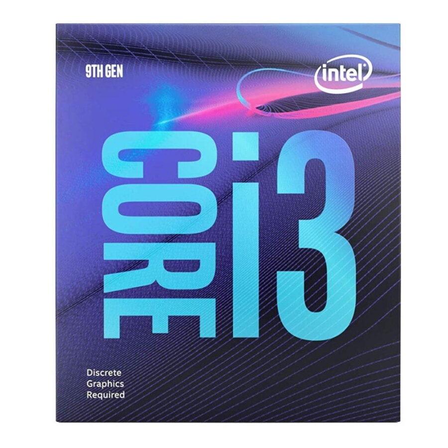 procesador core i3 9100f - 1