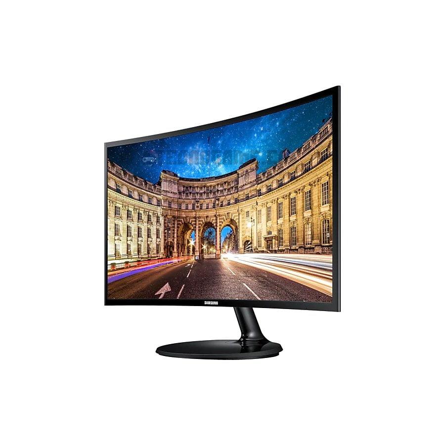 Monitor Samsung 24 Curvo Cf390 - 4