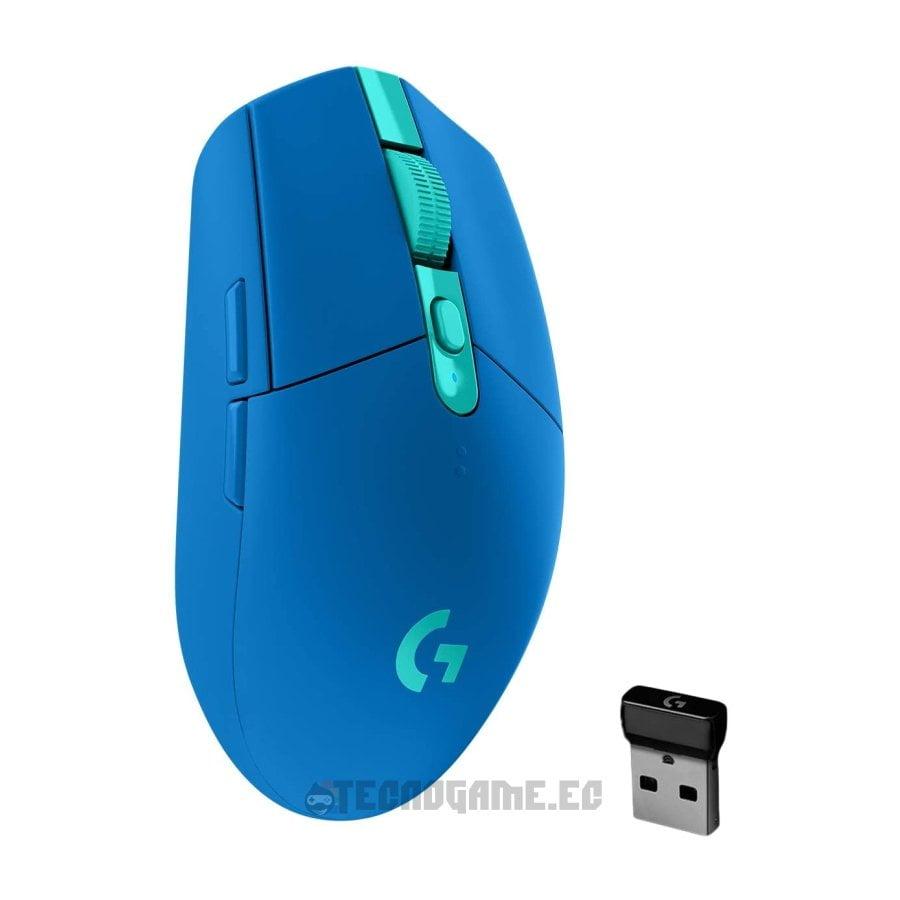 Mouse gamer logitech G305 azul - 2