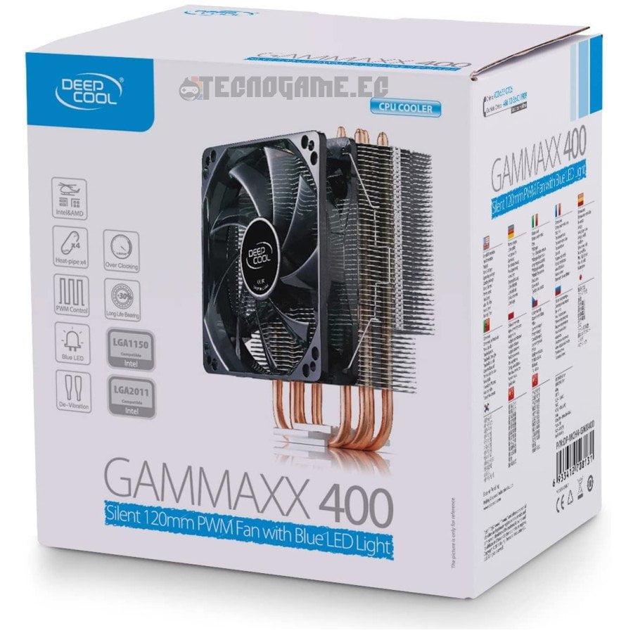 deepcool gammaxx 400 - 4