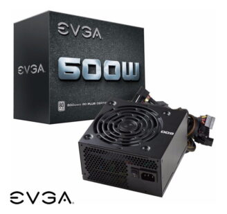 fuente de poder evga 600w