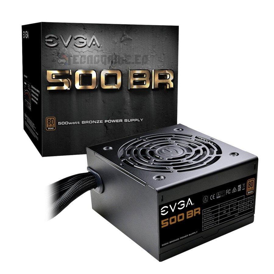 fuente de poder evga 80+ bronce - 1