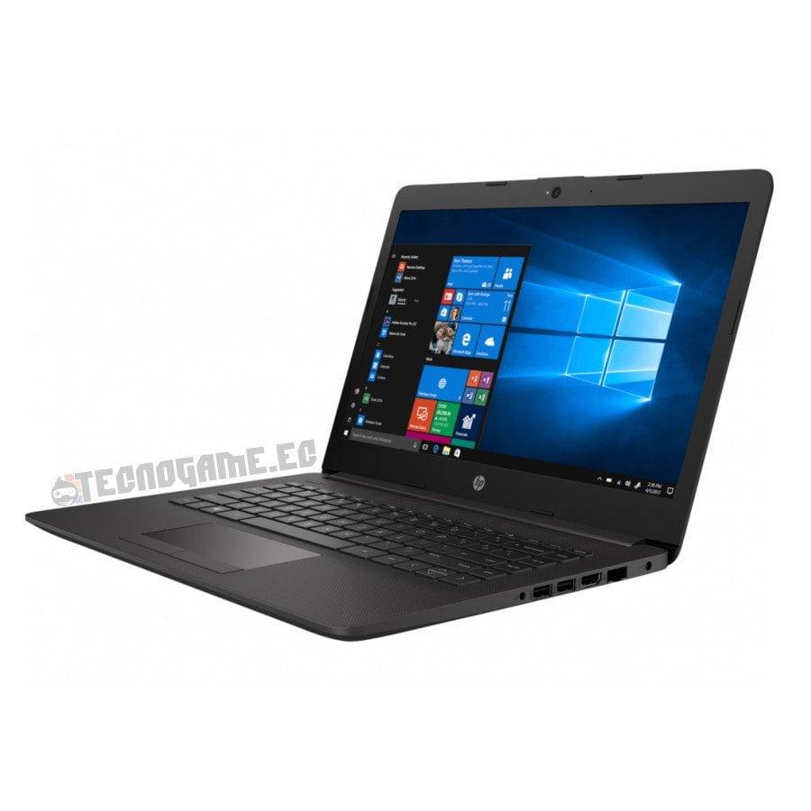 laptop hp 240 G7 4gb 1tb - 3