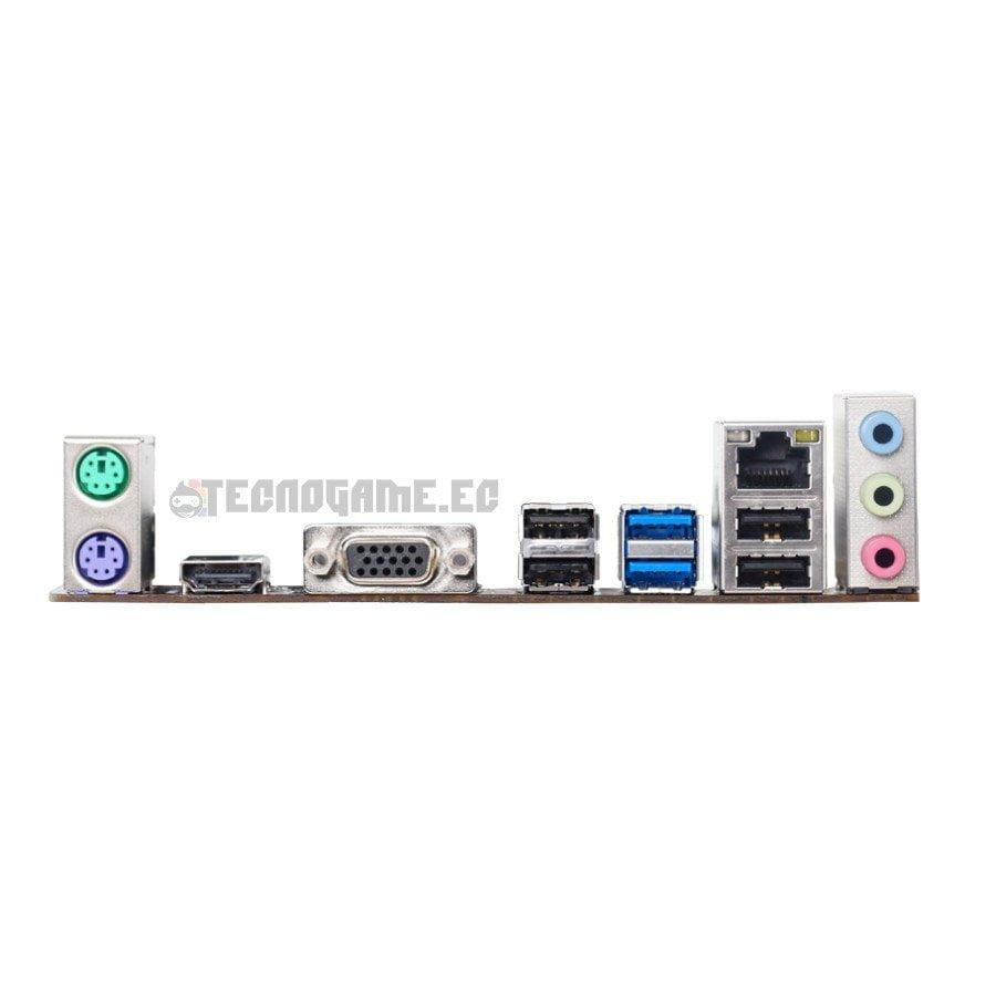 mainboard biostar h410mh - 4