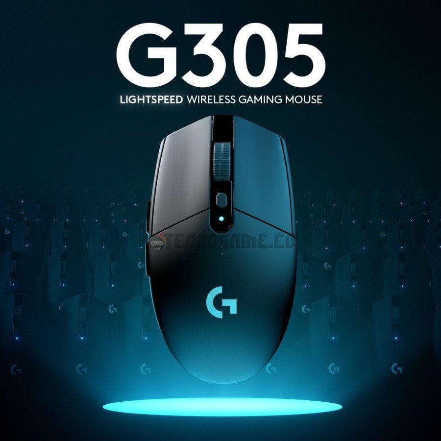 mouse inalambrico g305 - 1