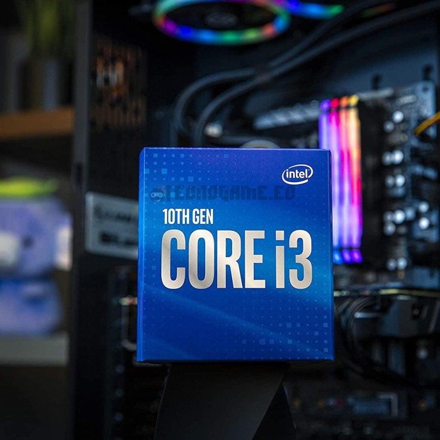 procesador core i3 10100 - 3