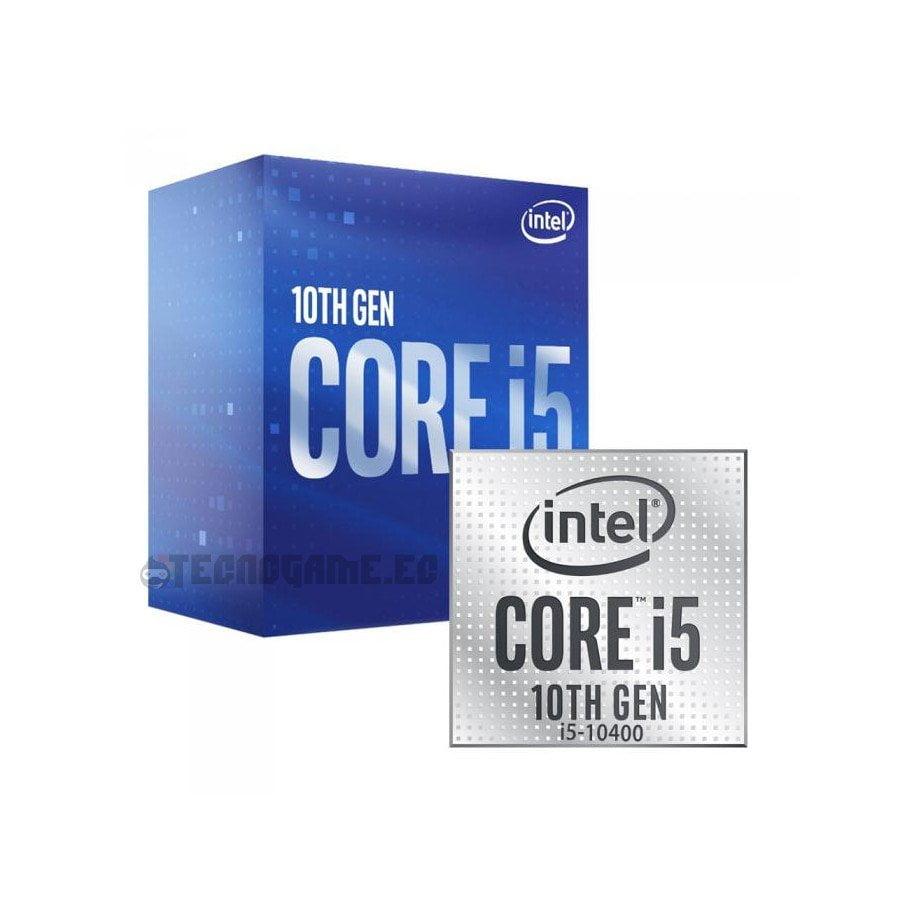 procesador core i5 10400 - 1