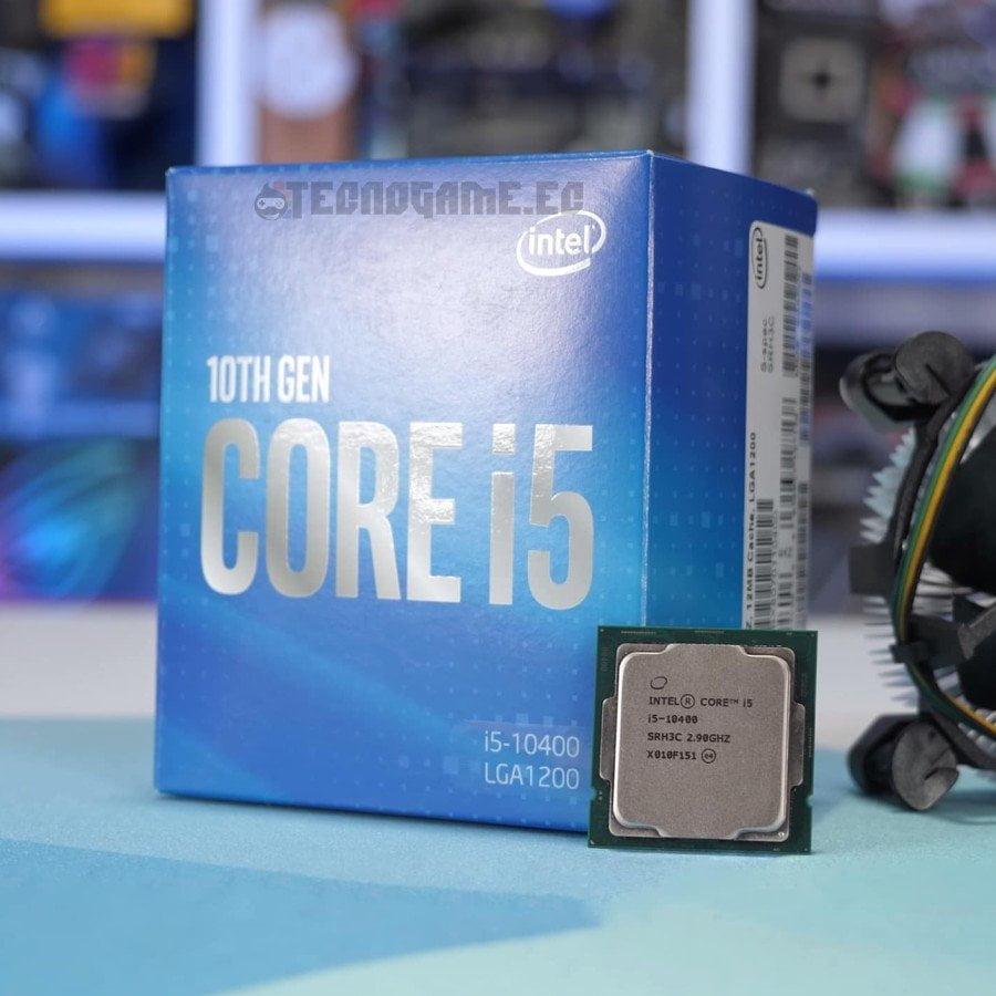 procesador core i5 10400 - 3