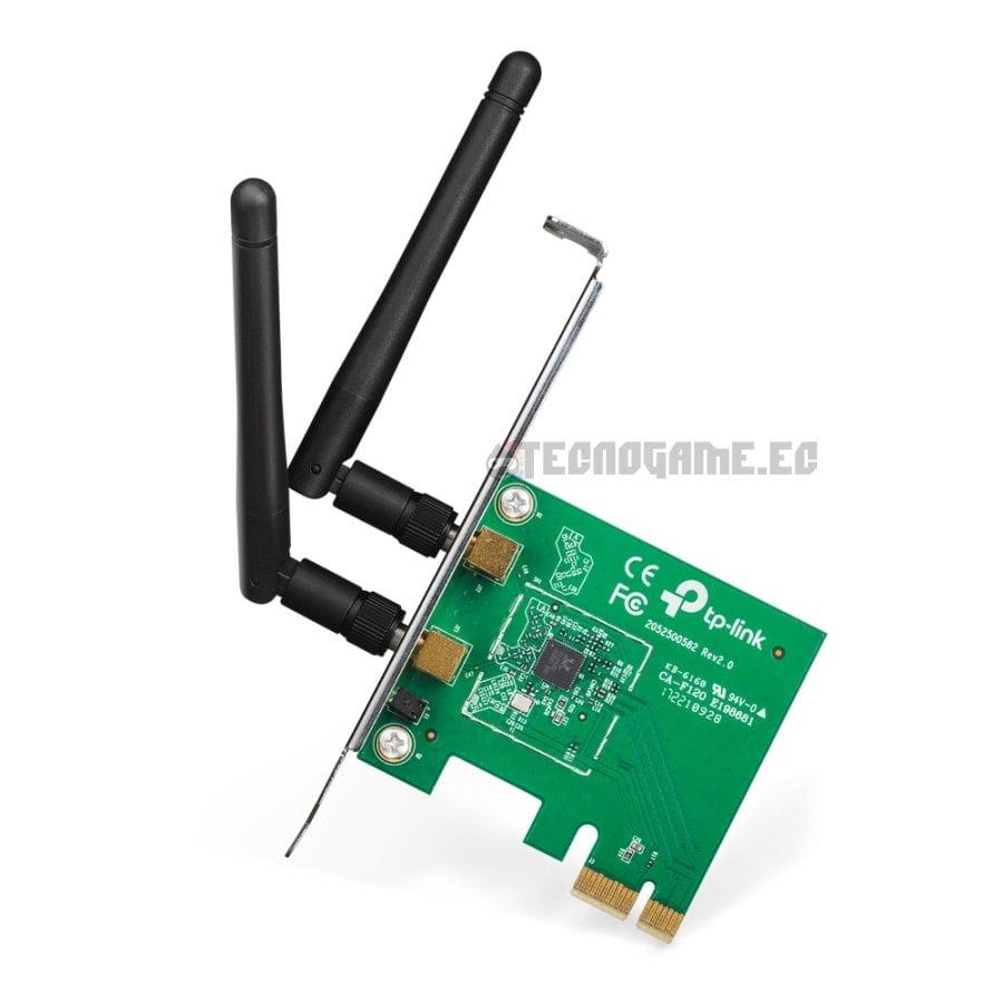 Adaptador Wifi PCI E WN881ND - 0