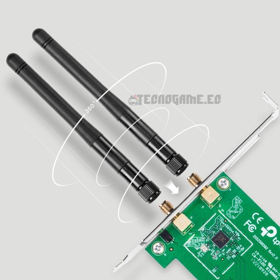 Adaptador Wifi PCI E WN881ND - 3