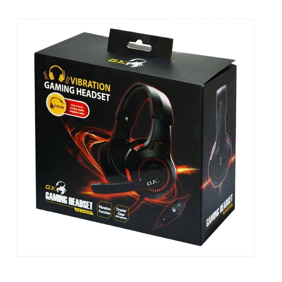 Audífono Gamer Para PC Con Micrófono - Genius (2)
