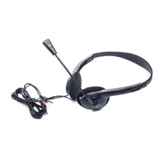 Audífono Multimedia Para PC Con Micrófono SM (2)