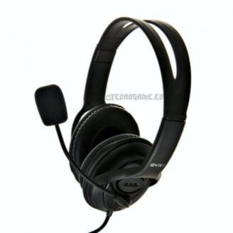 Audifonos para Pc con Mic Syx
