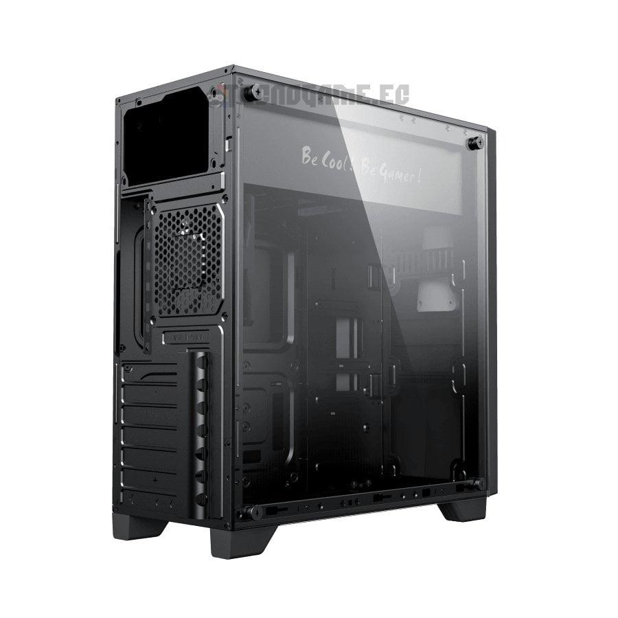 Case gamer gamemax nova n5 - 4