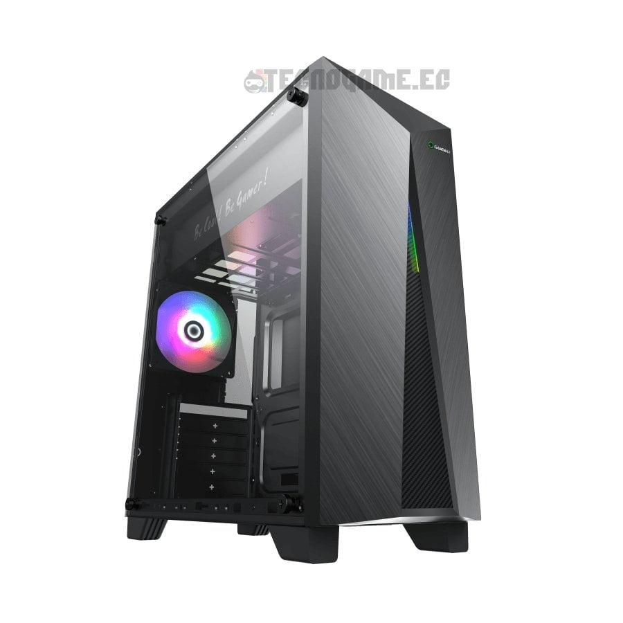 Case gamer gamemax nova n6 - 3