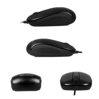Combo teclado y mouse quasad QC-4400 - 2