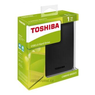 Disco Externo Toshiba Canvio basics - 1