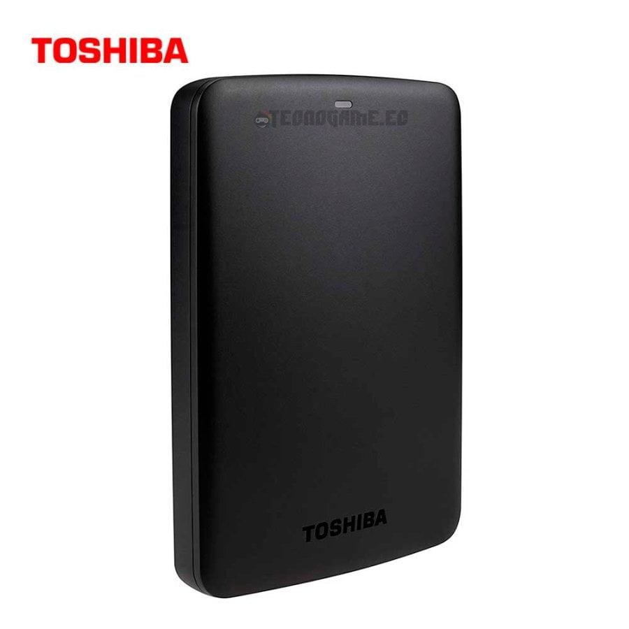 Disco Externo Toshiba Canvio basics - 2