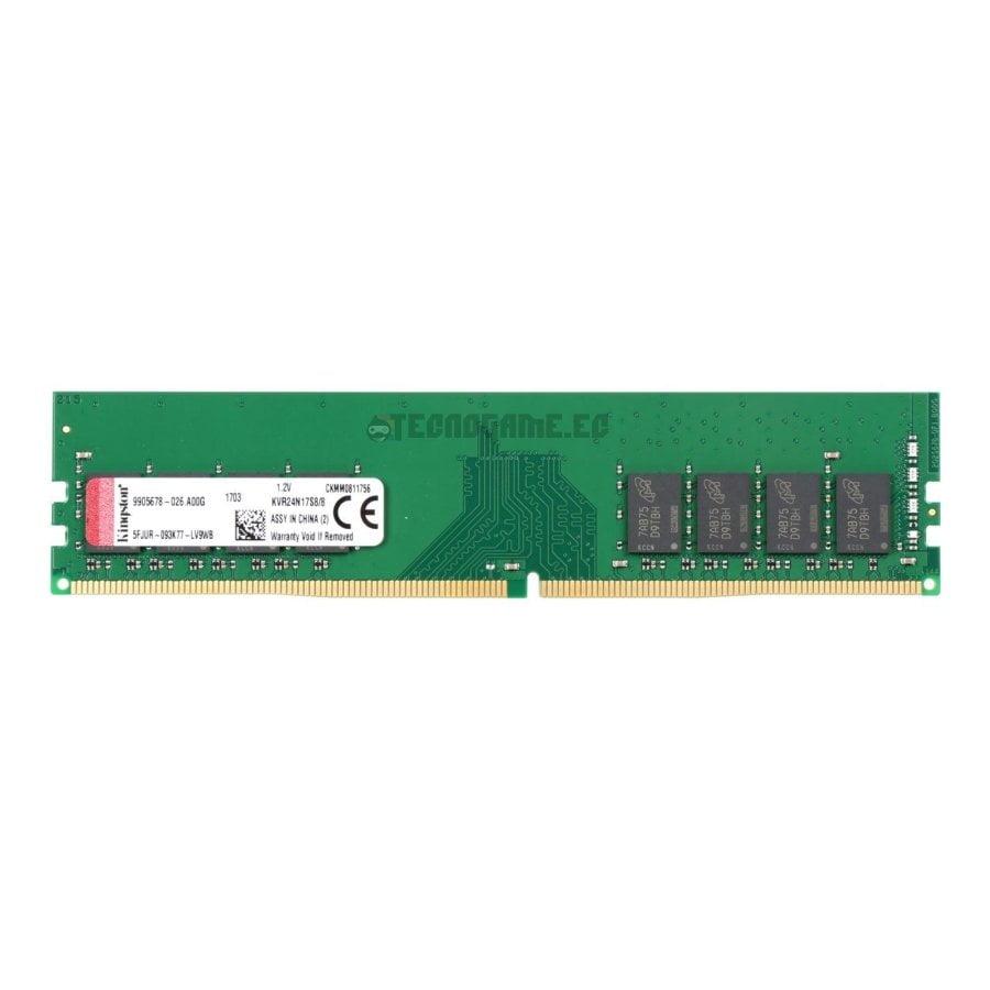 Memoria Ram Kingston 8Gb 2400 - 2