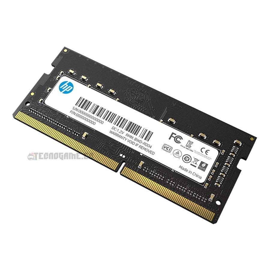 Memoria Ram ddr4 Hp S1 - 2