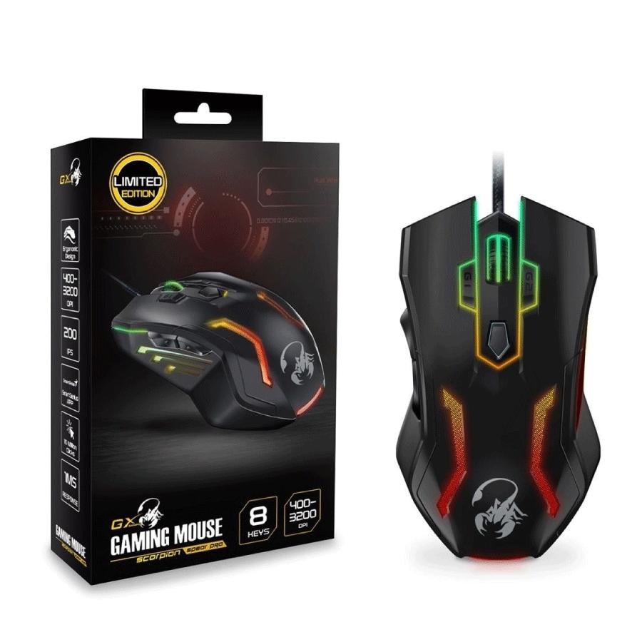 Mouse-Gamer--RGB---Genius-Scorpion-Spear--1