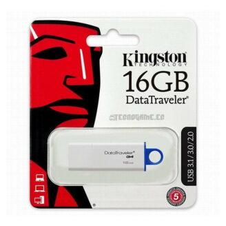 Pendrive 16GB Kingston G4 - 2