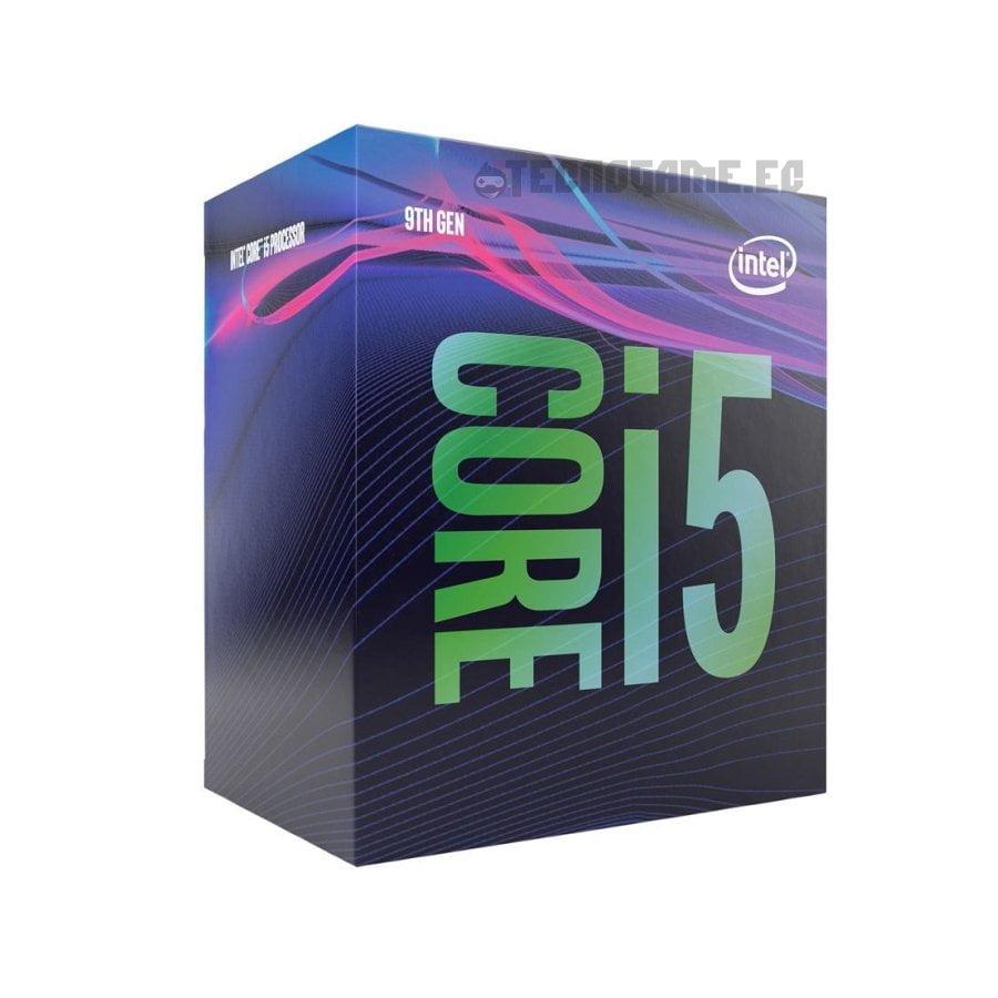 Procesador Core i5 9400 - 2
