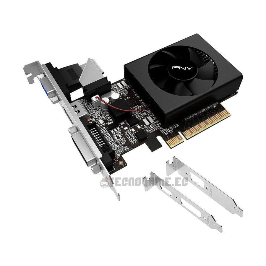 Tarjeta Gràfica gt710 2GB PNY - 2