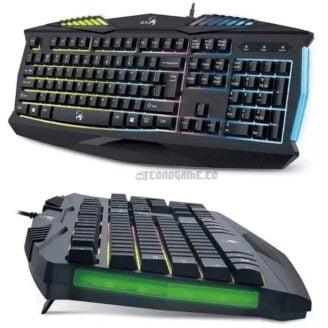 Teclado Gamer Genius K220 - 2