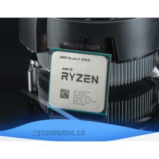 procesador ryzen 5 3500x - 1