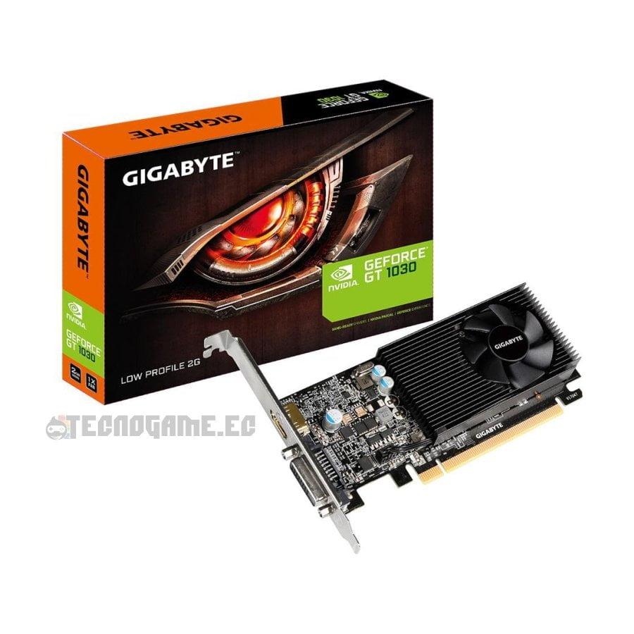 nvidia geforce gigabyte gt 1030 - 1