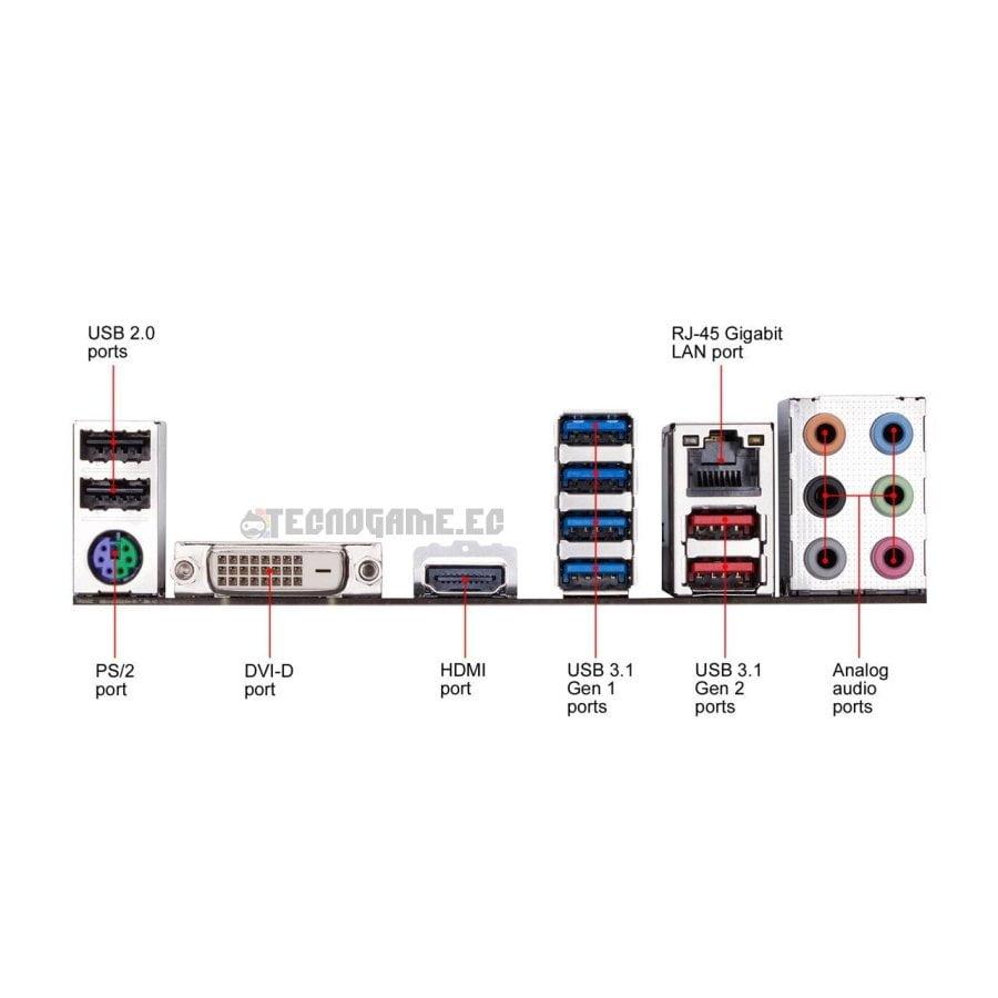 Mainboard B450 Aorus M - 3