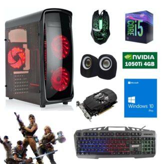 cpu gamer i5 9400f 1050ti 4gb - 2