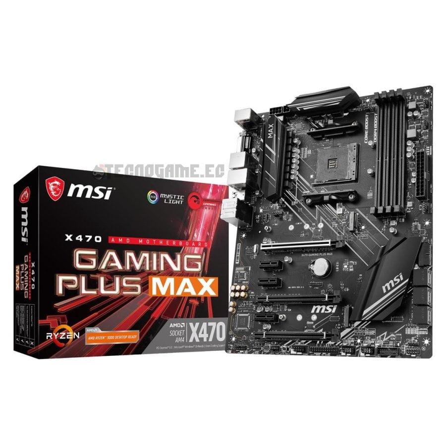 x470 Msi Gaming Plus - 1