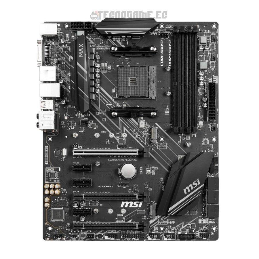 x470 Msi Gaming Plus - 2