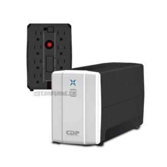 Regulador Ups Cdp 1000Va 410w - 1