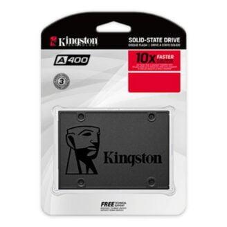 SSD Kingston A400 - 3